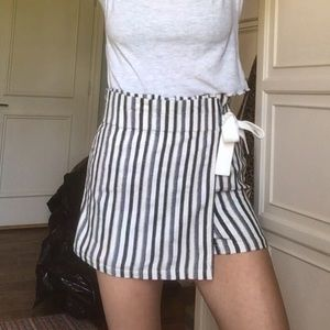 Urban Outfitters Wrap Skort